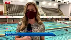 The City of Winnipeg reopens their pools (01:46)