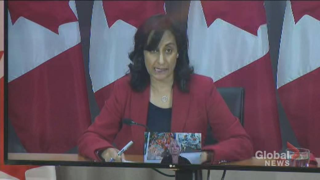Click to play video 'Coronavirus: Canada secures 150,000 vials of Remdesivir with Gilead Sciences, McKesson Canada'