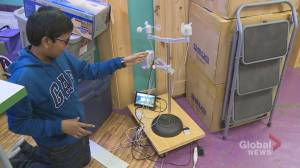 Program giving kids hands-on experience in STEM receives funding from province