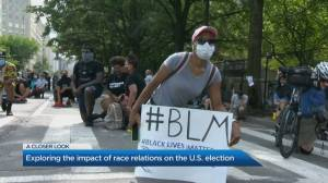 'Deep fractures' in race relations will impact U.S. election: expert (04:44)