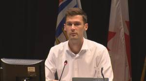 Sex assault charge stayed against Port Moody Mayor