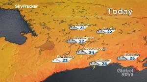 Peterborough Regional Weather Update: July 13, 2020