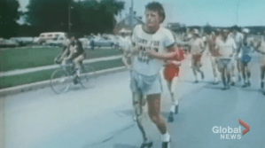 Edmonton Terry Fox run taking place all around the city for 2021 (04:18)