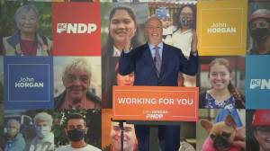 BC NDP wins historic majority government (01:59)