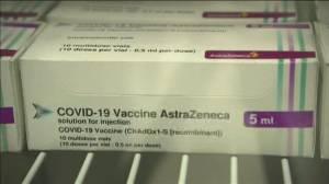 U.S. to send Oxford-AstraZeneca vaccine doses to Canada (01:55)