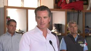Residents should be 'infuriated': Gavin Newsom on PG&E equipment sparking fire