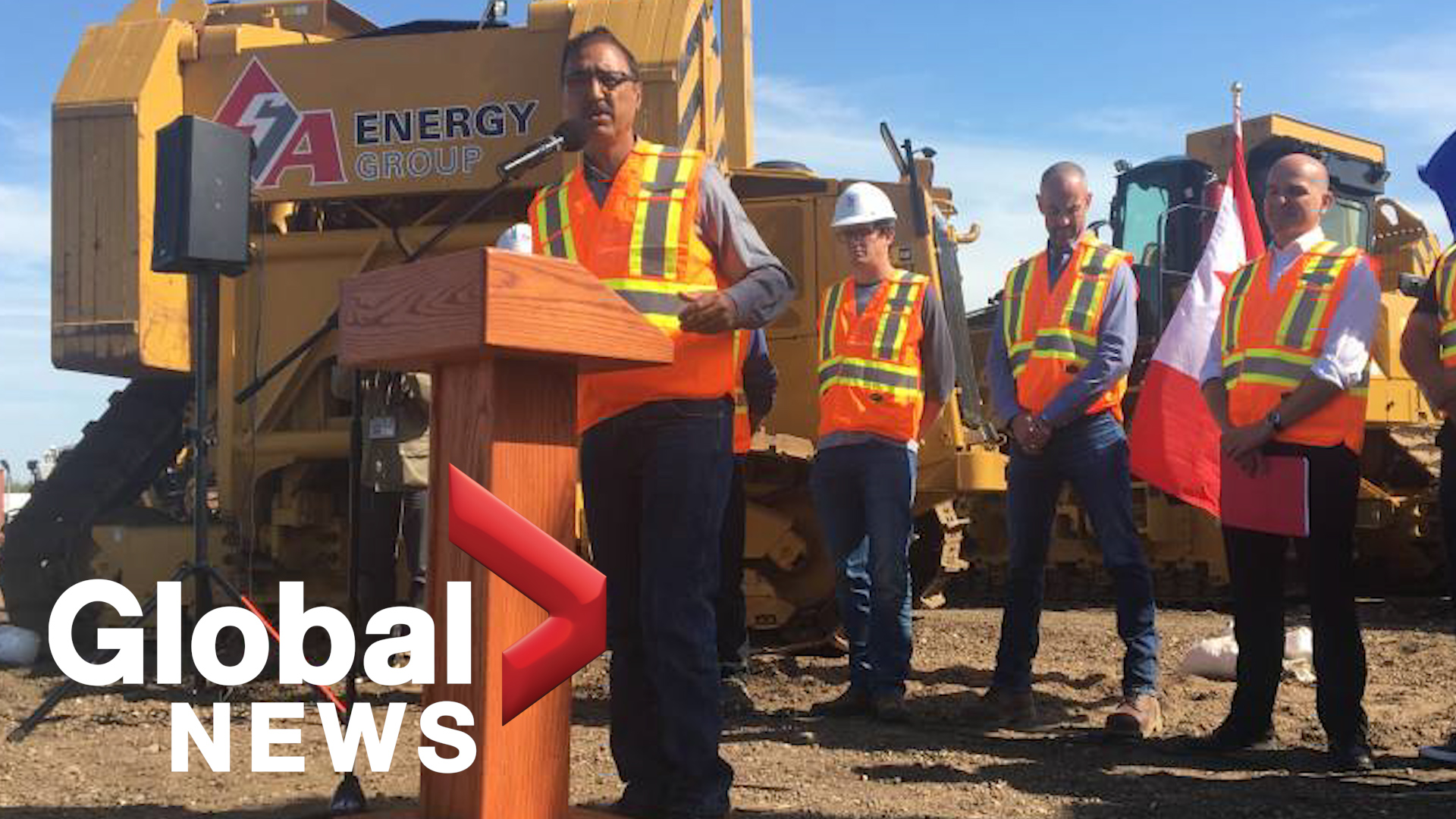 Trans Mountain construction receives 30-day notice