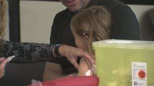 Half of Canadian parents with children aged 5-11 want them to be fully vaccinated (02:04)