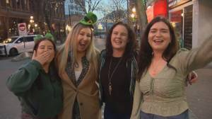 Pandemic St. Patrick's Day quiet for 2nd year in row (02:09)