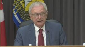 New Brunswick eases travel restrictions for Atlantic bubble, rest of Canada (01:09)