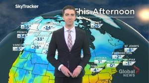 Saskatchewan weather outlook: Jan. 15