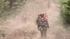 B.C. wildfire season heats up (03:29)