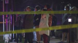 Woman wounded and man in custody after early morning shooting in Coquitlam (01:46)