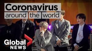 Coronavirus around the world: April 28, 2020
