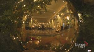 Calgary hotels look for ways to shine bright this holiday season (02:01)