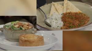 Tir Nan Og Irish pub showcases some menu staples