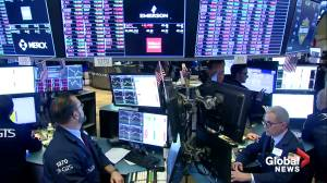 Dow Jones nosedives nearly 1,200 points into correction territory