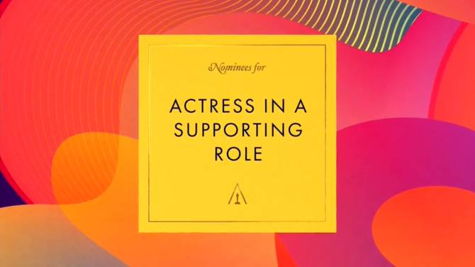 Click to play video: 2021 Oscars: Academy Award nominees for Best Actress in a Supporting Role