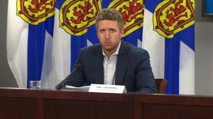 COVID-19: Nova Scotia reports two deaths, 153 new cases (01:55)
