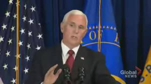 Coronavirus: Pence remains mum on whether masks will be mandatory nationwide