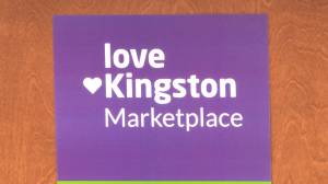 "Getting ready to roll out ""Love Kingston Marketplace"""
