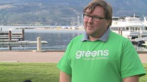 Kelowna West 2020 race: Peter Truch, BC Green Party (05:15)