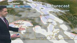 Kelowna Weather Forecast: December 15 (03:29)