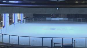 Popular Robson Square Rink 'on ice' temporarily (00:43)