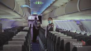 Safety in flying after many airlines relax physical distancing measures