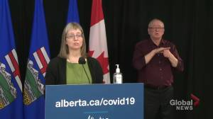 Red Deer Olymel workers offered supports to prevent COVID-19 spread at second jobs (01:09)