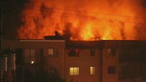 Early morning fire kills one in Chilliwack (03:33)
