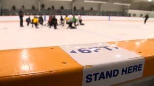COVID-19: A look inside Winnipeg's minor hockey scene (01:55)