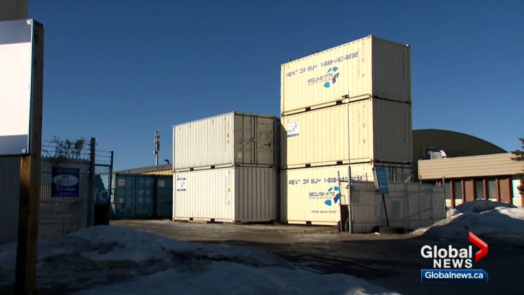 Haga clic para reproducir el video: 'Presunta' estafa de latas de mar 'investigada en Calgary'