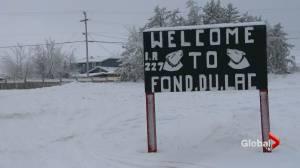 Water, COVID-19 crisis hits northern Saskatchewan community (02:11)