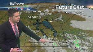 Heating up: June 29 Manitoba weather outlook (01:28)