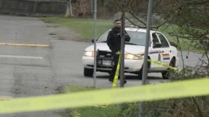 Man killed in targetted shooting in quiet Burnaby neighbourhood (01:42)