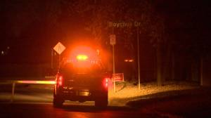 Alleged impaired driver crashes into power pole, thousands lose power in Saskatoon