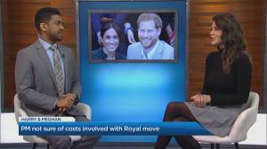 Who foots the bill for Harry and Meghan's security in Canada?