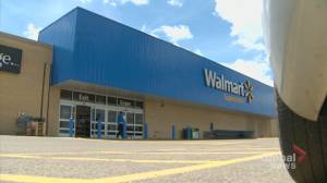 Walmart closing 6 Canadian stores, upgrading half of its remaining locations (00:32)