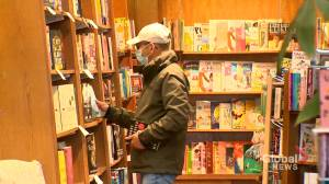 'Then COVID hit': Calgary independent bookstores celebrate surviving pandemic (01:49)