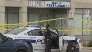 36-year-old man dead after Brampton shooting (02:00)