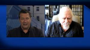 Global News Morning chats with Kingston poet Bob MacKenzie (05:45)