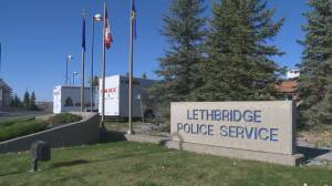 Lethbridge man charged in a series of crimes