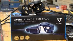 U of S grads ready to put magnetic block heater plug on the market