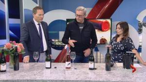 Saturday Sips: B.C. gold wines (05:35)