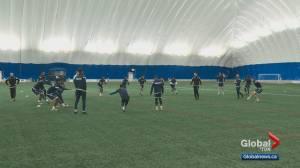 FC Edmonton opens its 2020 training camp