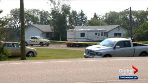 No charges against homeowner who shot, killed man after break-in: RCMP (01:20)