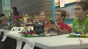 Interlocking love: Creative Lego competition hits Calgary on Family Day