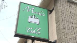 Out of something bad has come something good for Kingston's Martha's Table
