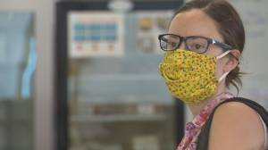 University of Alberta study finds growing public support for face masks